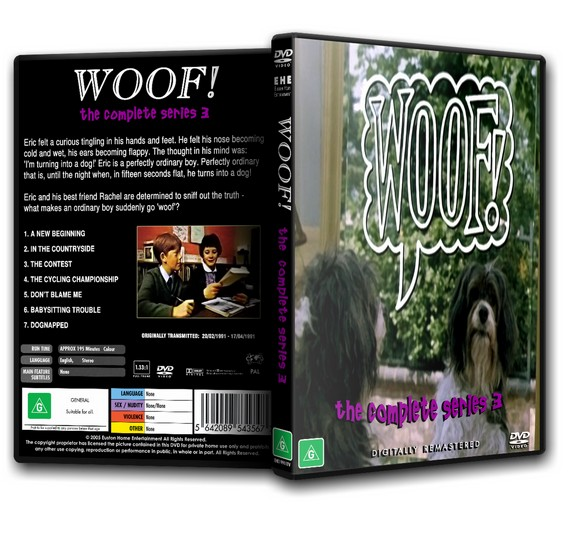 WOOF! - The Complete Series 3 [1991]